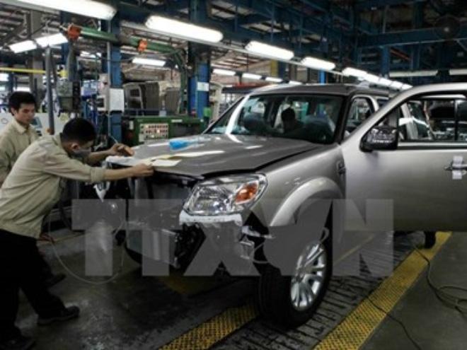 Việt Nam: Thị trường lớn thứ ba của Ford tại ASEAN