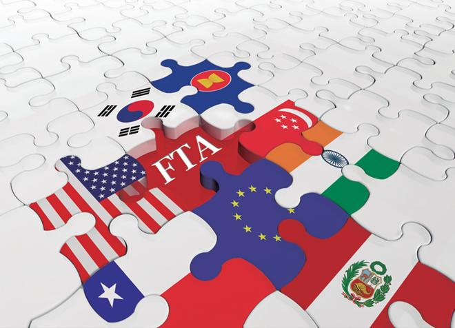 Những Hiệp định thương mại tự do Việt Nam hưởng lợi trong năm 2019