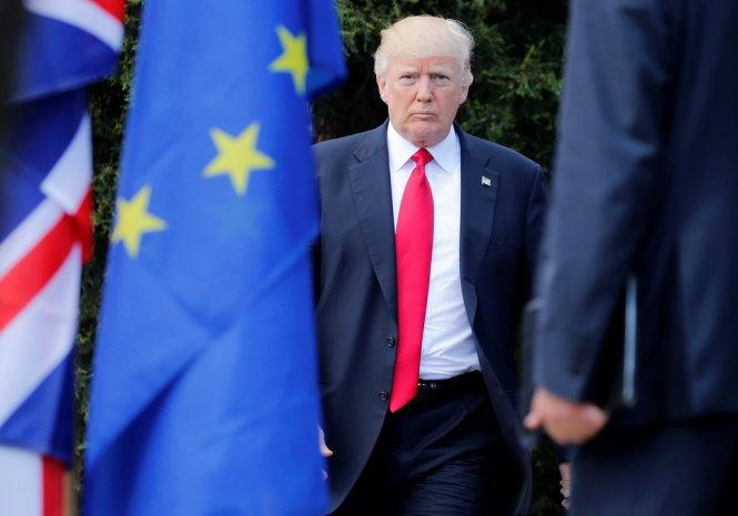 G7 chia rẽ thương mại nhưng thống nhất về Biển Đông