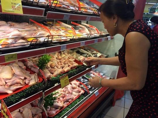 Hơn 15.000 đồng một kg đùi gà Mỹ nhập về Việt Nam