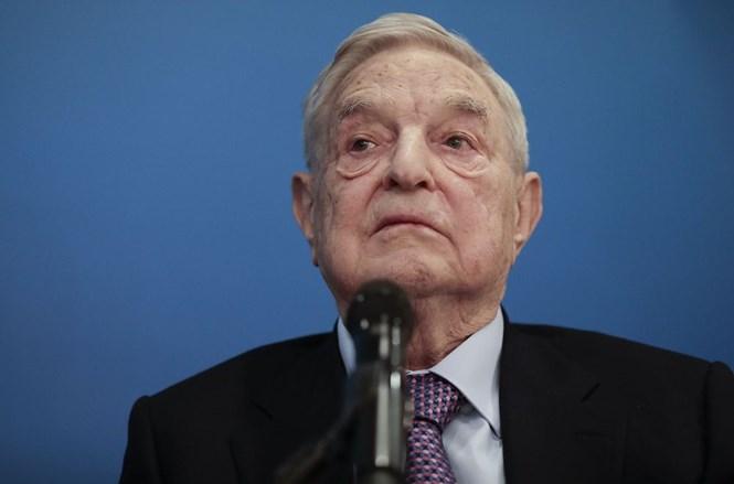 Tỉ phú George Soros bị kiện đòi 10 tỉ USD