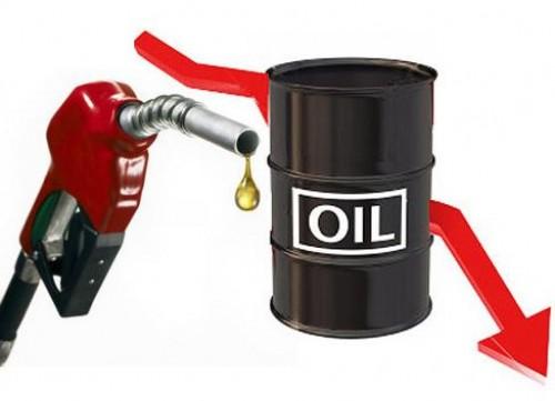 Giá dầu giảm mạnh sau dự báo nguồn cung toàn cầu tăng