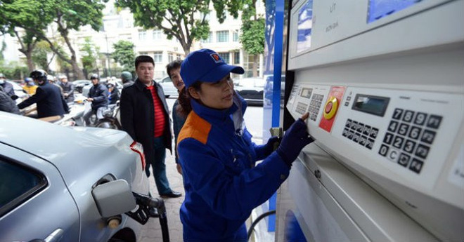 Đồng loạt tăng giá xăng dầu từ 16h30 chiều ngày 5/10