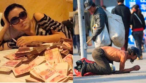Sự bất bình đẳng về thu nhập đe dọa 'Giấc mộng Trung Hoa'
