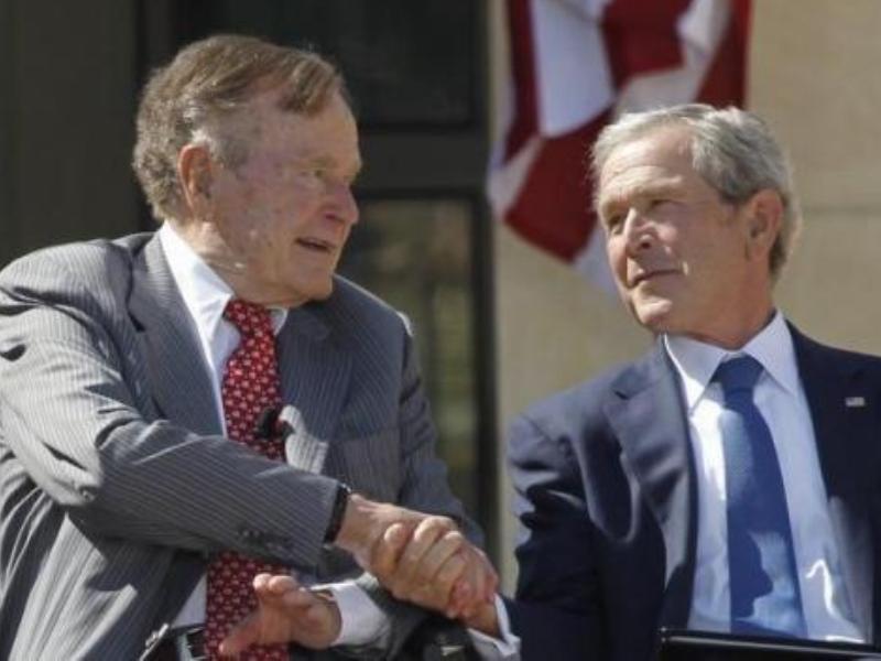Nhà Bush, 'danh gia vọng tộc' trên chính trường Mỹ