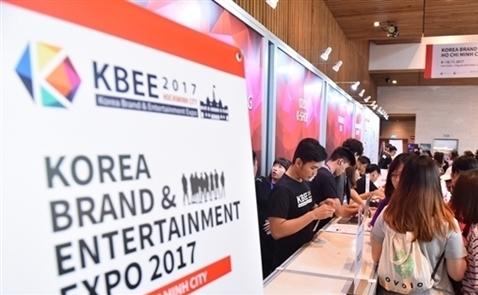 Cuộc đổ bộ của ngành giải trí Hàn Quốc