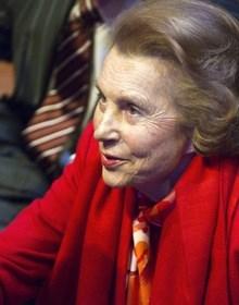 Nữ tỉ phú giàu nhất thế giới bà trùm L'Oreal qua đời - ảnh 1