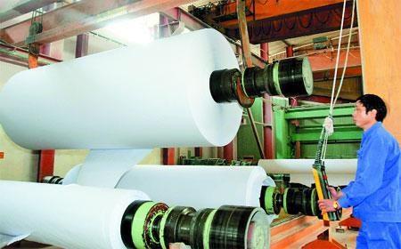Nhập khẩu 1,06 tỷ USD giấy trong 9 tháng