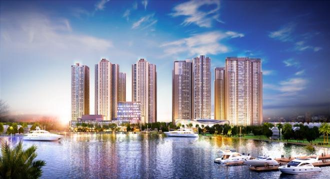 Địa ốc Hà Nội đang bùng nổ nguồn cung căn hộ cao cấp