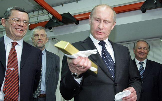 Mỹ, Anh đã hết thời: Ba nước Nga, Trung, Ấn mới 'bá chủ' giá vàng thế giới