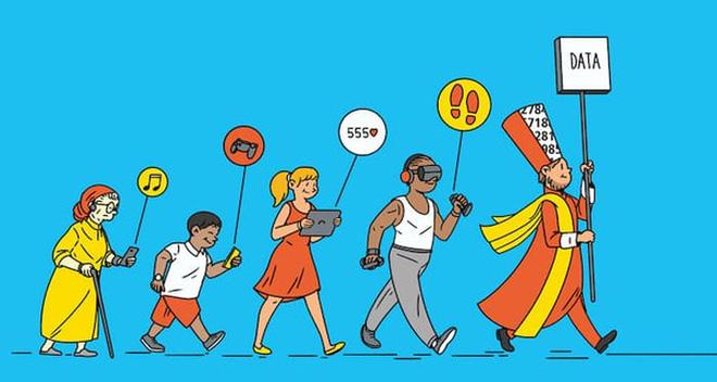 Google và sự thống trị của dòng chảy số liệu trong xã hội
