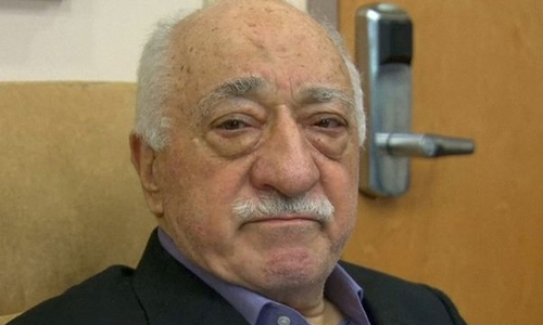 giao si fethullah gulen. anh: reuters.