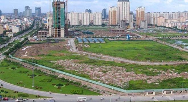 Hà Nội tăng chỉ tiêu đất đô thị, KĐT thêm gần 3.000 ha vào năm 2020