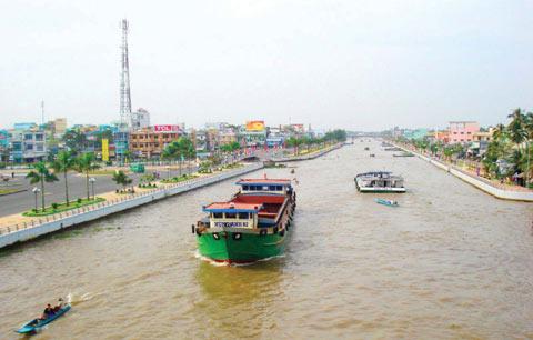 Hạ tầng kém, Đồng Bằng Sông Cửu Long  khó thu hút vốn FDI