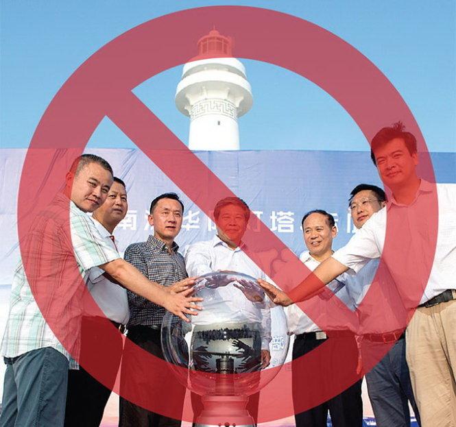 Cảnh báo mưu đồ Trung Quốc sau 2 ngọn hải đăng