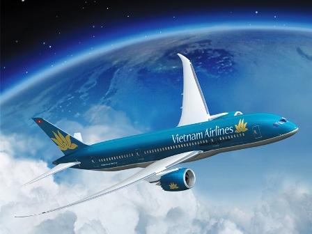Hàng không quốc gia giảm 30% vé máy bay đi châu Âu