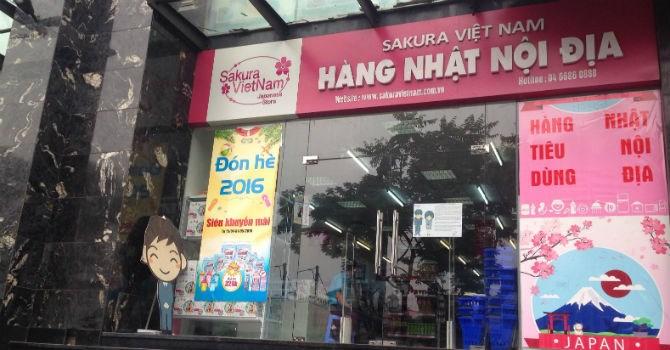 """Đối thủ hàng Việt: Không chỉ Trung Quốc, Thái Lan, hàng Nhật cũng là """"mối đe doạ"""""""