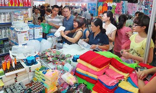Hàng nhập khẩu từ Thái Lan chiếm lĩnh thị trường Việt Nam ngày càng lớn