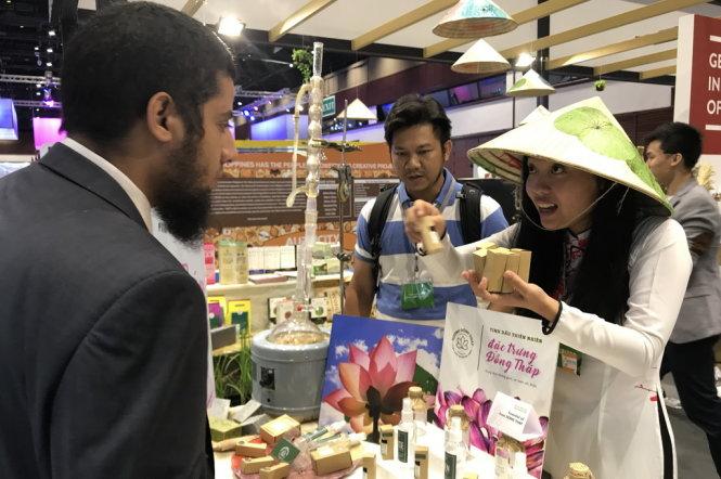 doanh nghiep viet nam tham gia hoi cho quoc te asean an do (dien ra tu ngay 2 den ngay 5-8 tai bangkok, thai lan)