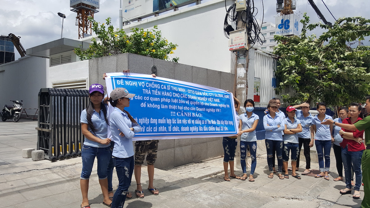 """Vì sao Global Home hủy hợp đồng với """"đại gia gỗ"""" Đồng Nai?"""