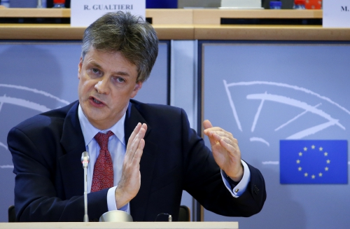 ong jonathan hill tai brussels, bi. anh:reuters