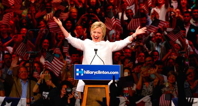 5 mối quan tâm của bà Clinton nếu đắc cử Tổng thống