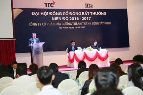 Đại gia Đặng Văn Thành 'thâu tóm' ngành mía đường   - ảnh 1