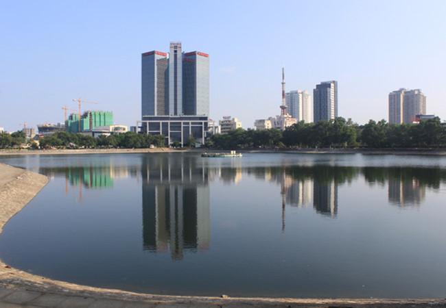 Ai sở hữu doanh nghiệp muốn lấp hồ Thành Công?