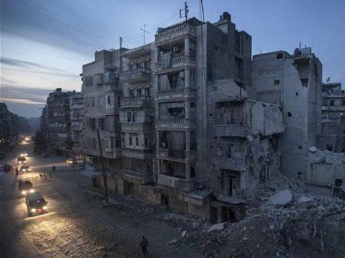 nganh cong nghiep dau khi syria ton that 50 ti usd vi noi chien keo dai - anh: afp