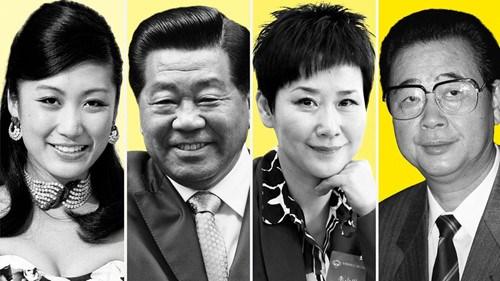 Những cái tên Trung Quốc trong Hồ sơ Panama