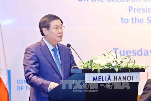 Thúc đẩy hợp tác thương mại giữa Việt Nam và Cộng hòa Czech
