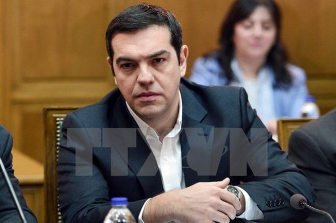 Thủ tướng Hy Lạp tuyên bố không cần tới khoản cứu trợ của IMF