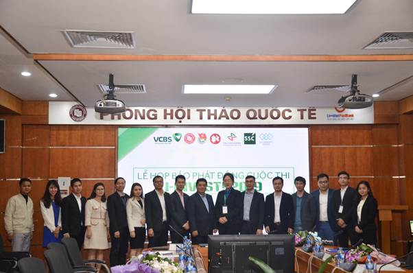 buoi hop bao chinh thuc phat dong cuoc thi i-invest! 2019
