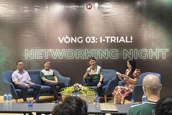 """CUỘC THI I-INVEST! 2021: Sự trở lại """"bùng nổ"""" cùng Networking Night"""
