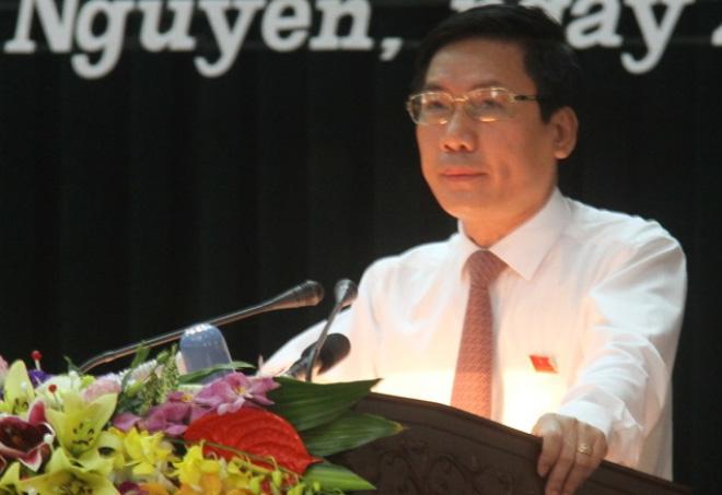 ong vu hong bac - tan chu tich ubnd tinh thai nguyen