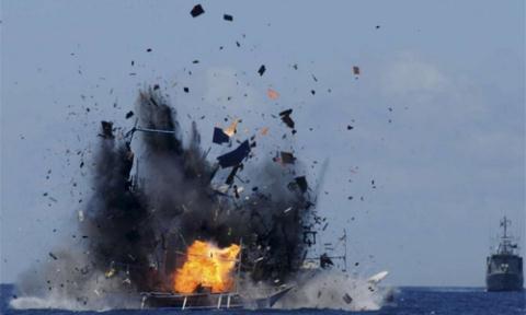 Indonesia thành ngọn cờ đầu chặn tham vọng Trung Quốc?