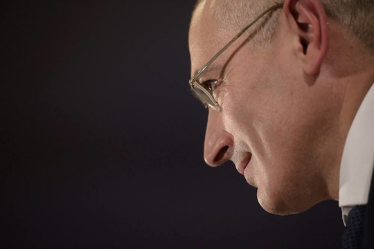 ong mikhail khodorkovsky. anh: the moscow times