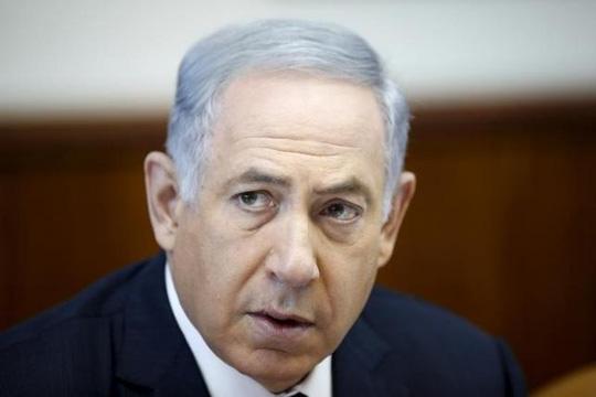 thu tuong israel benjamin netanyahu. anh: reuters