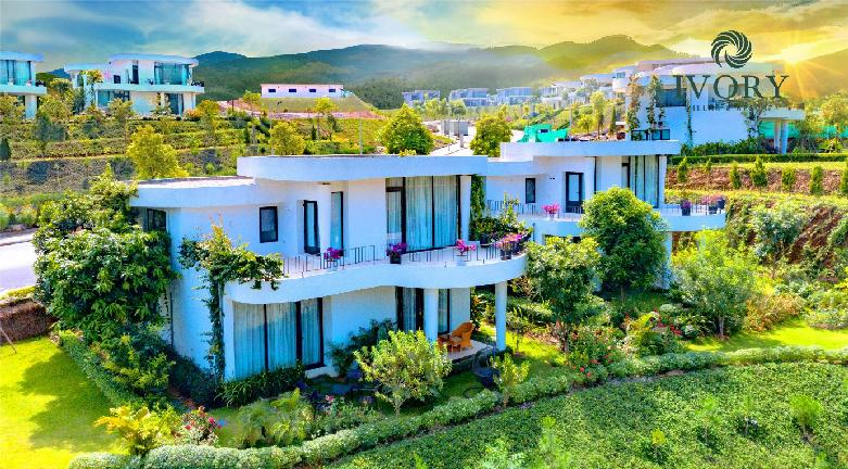 IVORY VILLAS & RESORT : Sống  an yên giữa thiên nhiên