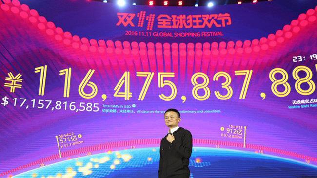 Tỷ phú Jack Ma tham vọng 'định hình lại' ngành bán lẻ Trung Quốc