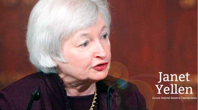 """Janet Yellen: """"Trì hoãn nâng lãi suất sẽ gây xáo trộn trên thị trường tài chính"""""""