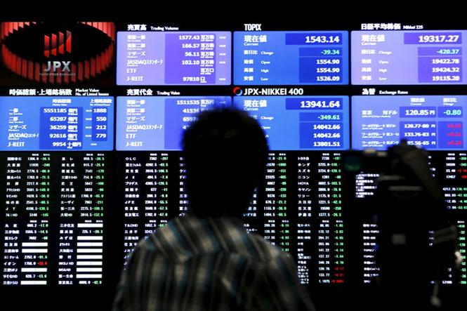 Bốn rủi ro với thị trường tài chính châu Á