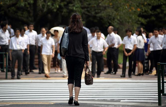 Nhật Bản đang thiếu lao động trầm trọng