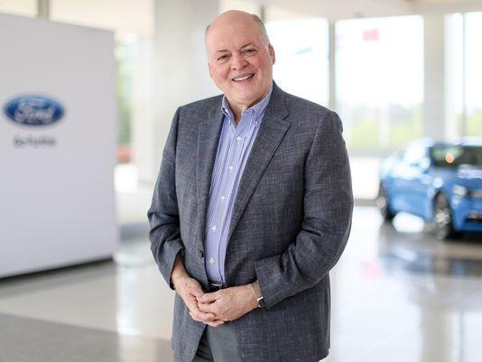 Jim Hackett - 'Soái ca' mới của Ford Motor