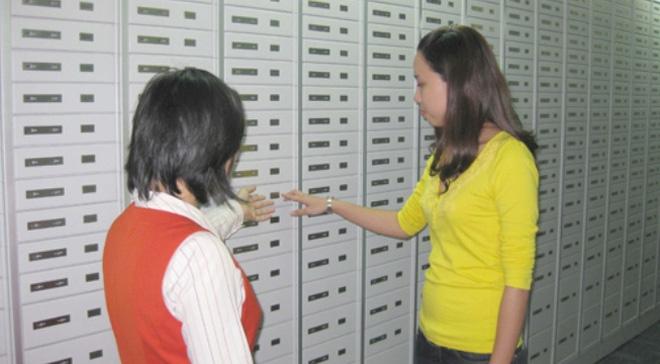Các TCTD phải công khai phí bảo quản tài sản, cho thuê tủ, két an toàn