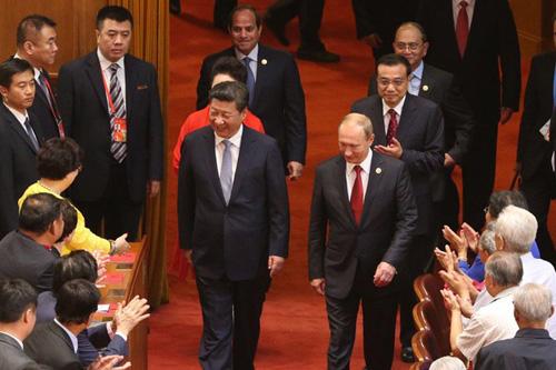 Khi tình bạn Putin và Tập Cận Bình bị thử thách