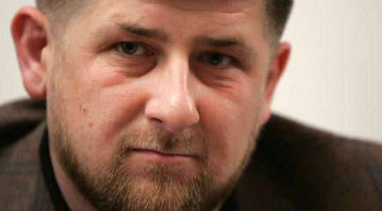tong thong chechnya ramzan kadyrov. anh: reuters