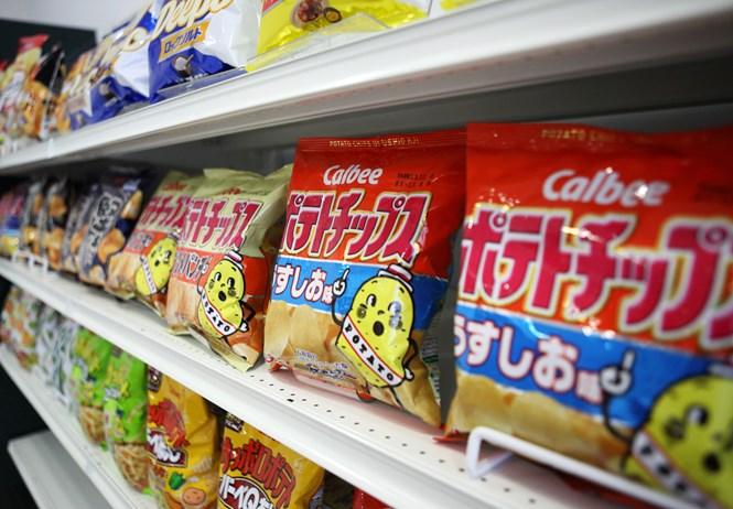 Dân Nhật lên 'cơn sốt' mua khoai tây chiên