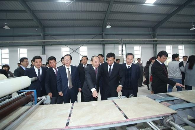 Xây dựng nhà máy, làm gạch trên máy in kỹ thuật số 3D