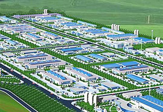 Thông tin khu Công nghiệp Đông Bình